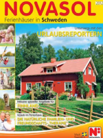 Novasol Katalog 2012 Schweden
