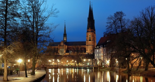 Uppsala in Schweden - fotolia  Mikhail Markovskiy